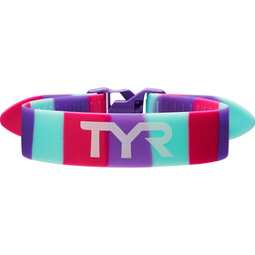 TYR Training Ceinture de traction, pink/purple